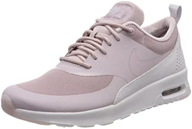 hot sale online 9ee64 2dc4f Nike Womens Air Max Thea LX Competition Running Shoes, Pink Particle  Rose-Vast Grey