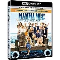 Mamma Mia! Una Y Otra Vez (4K UHD + BD) [Blu-ray]
