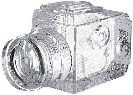 Fotodiox Crystal Medium Format Camera Display Model - 2/3 of Real Life Size  Replica of Hasselblad 503CM w/ 80mm f/2 8 CF Lens
