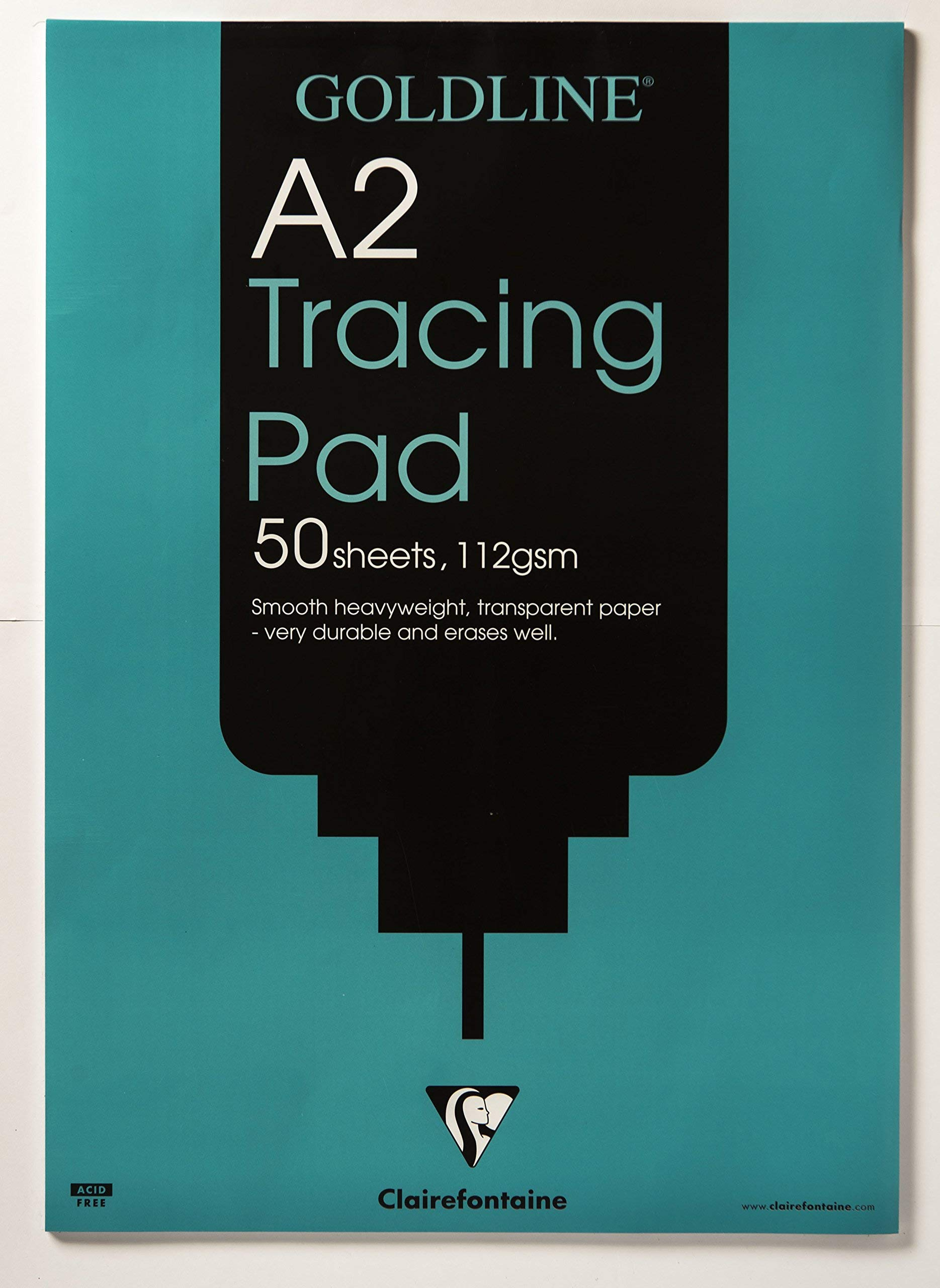 GOLDLINE TRACING PAD A2 112GM Popular by Clairefontaine