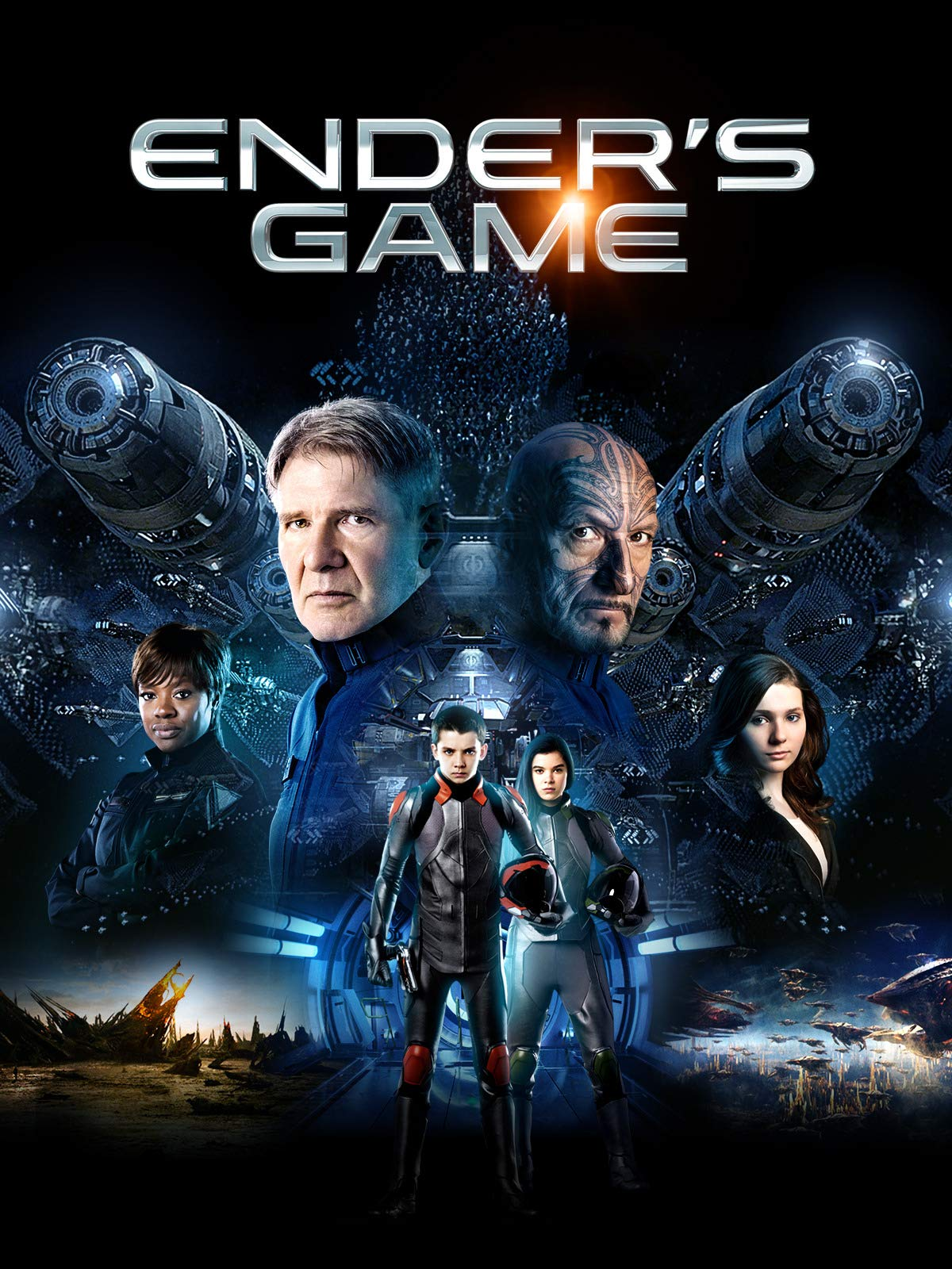 Enders Game on Amazon Prime Video UK