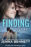 Finding You (Sex on the Beach Book 2)