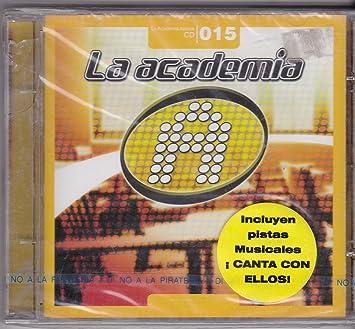Miguel Angel, Victor, Yahir, Antonia, Miriam, Laura, Nadia, Estrella Raul - La Academia Vol 15 - Amazon.com Music