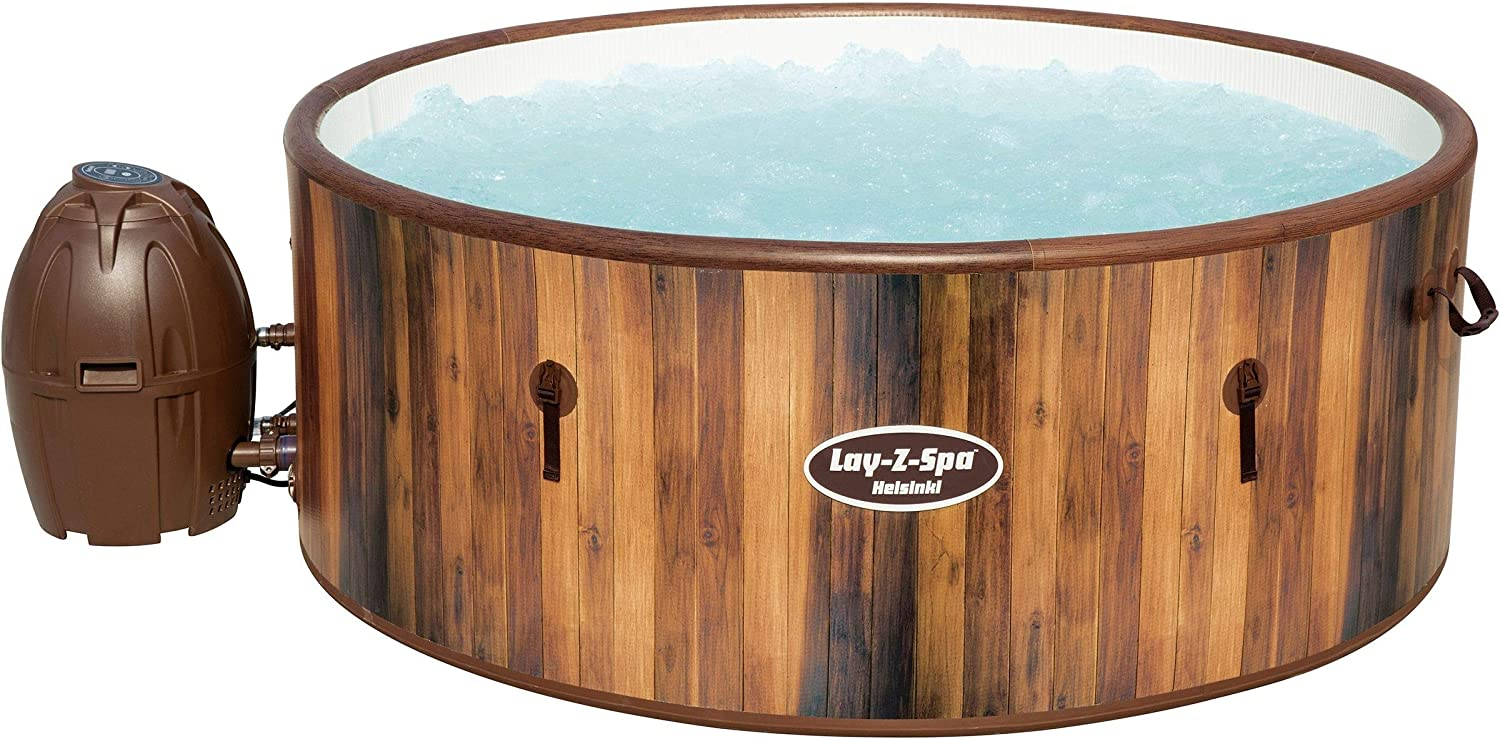 Bestway 54189 Spa Hinchable Lay- Z-Spa Helsinki 5-7 personas