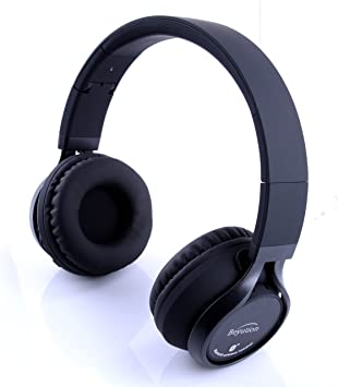 Amazon Com Hifi Audio Best Perforance Black Metal Bluetooth Headphones Headset For Samsung S5 4 3 2 Note 4 3 2 And Android Smart Cell Phone Apple Iphone 6 6plus 5s 5c 5 4s 4 3 2 And Almost All Tablet Pc Which Have Bluetooth Electronics