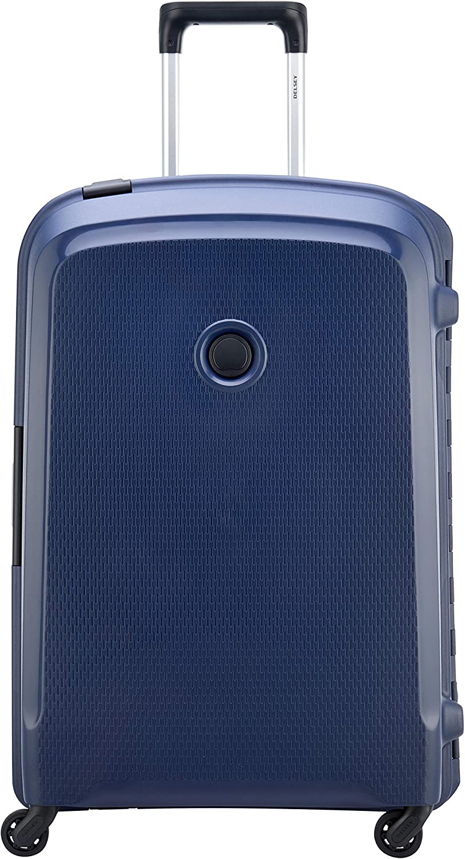 DELSEY Paris Belfort 3 Maleta, 70 cm, 92 litros, Azul