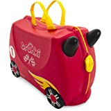 Trunki Children's Ride-On Suitcase: Rocco Race Car (Red)