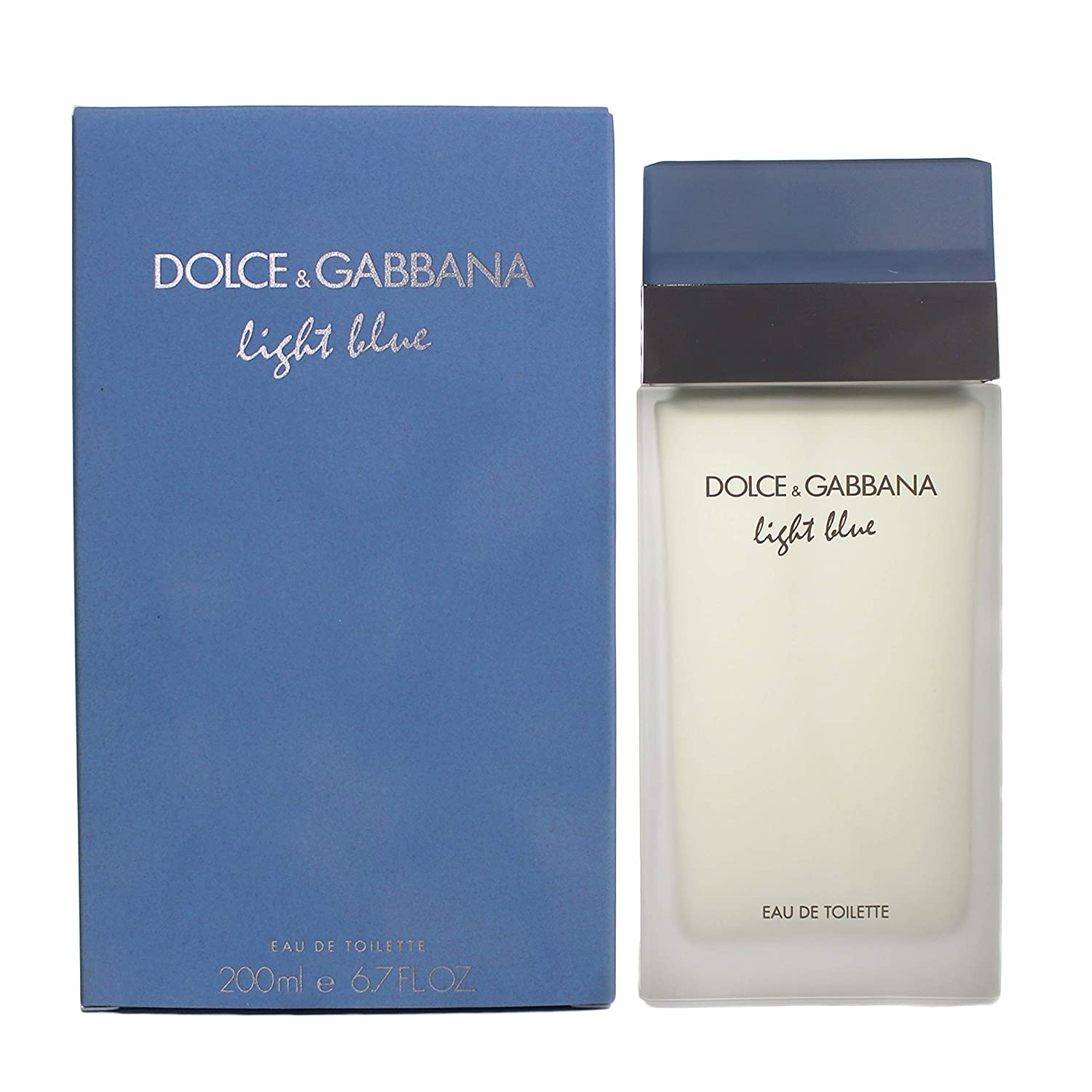 Dolce Gabbana Women S Eau De Toilette Spray Light Blue 6 7 Fl Oz Pack Of 1 Beauty