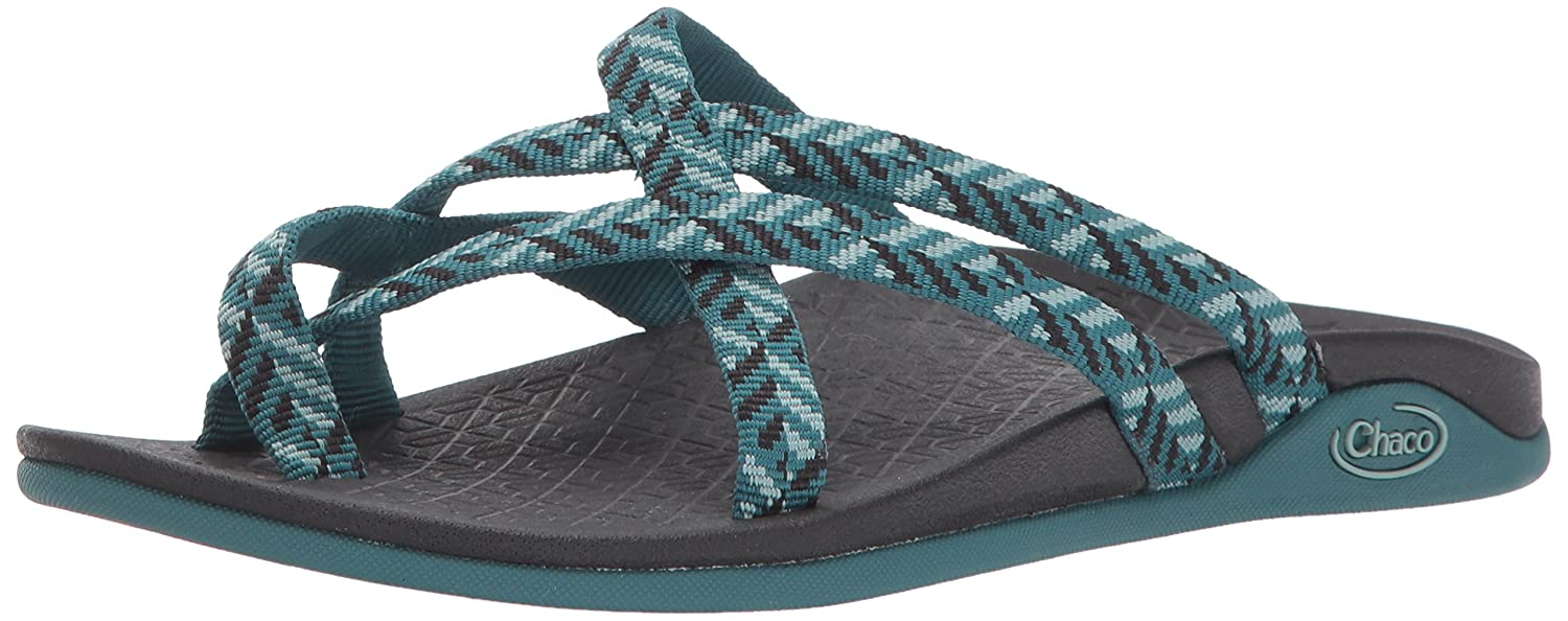 Chaco Women's Tempest Cloud Athletic Sandal B01H4XE8GM 7 B(M) US|Origami Teal