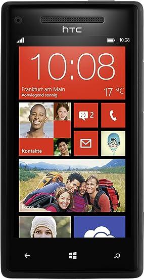 HTC Windows Phone 8X - Smartphone Libre Windows Phone (Pantalla ...