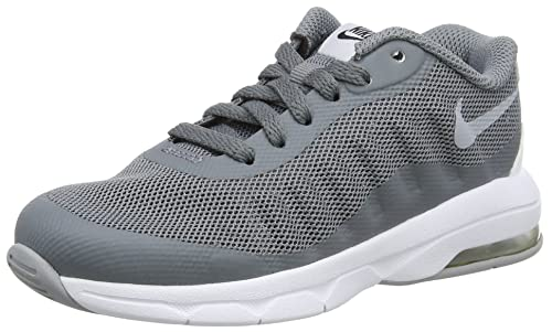 best website 70b12 66916 NIKE Boys  Air Max Invigor (ps) Running Shoes, Grey (Cool Greywolf