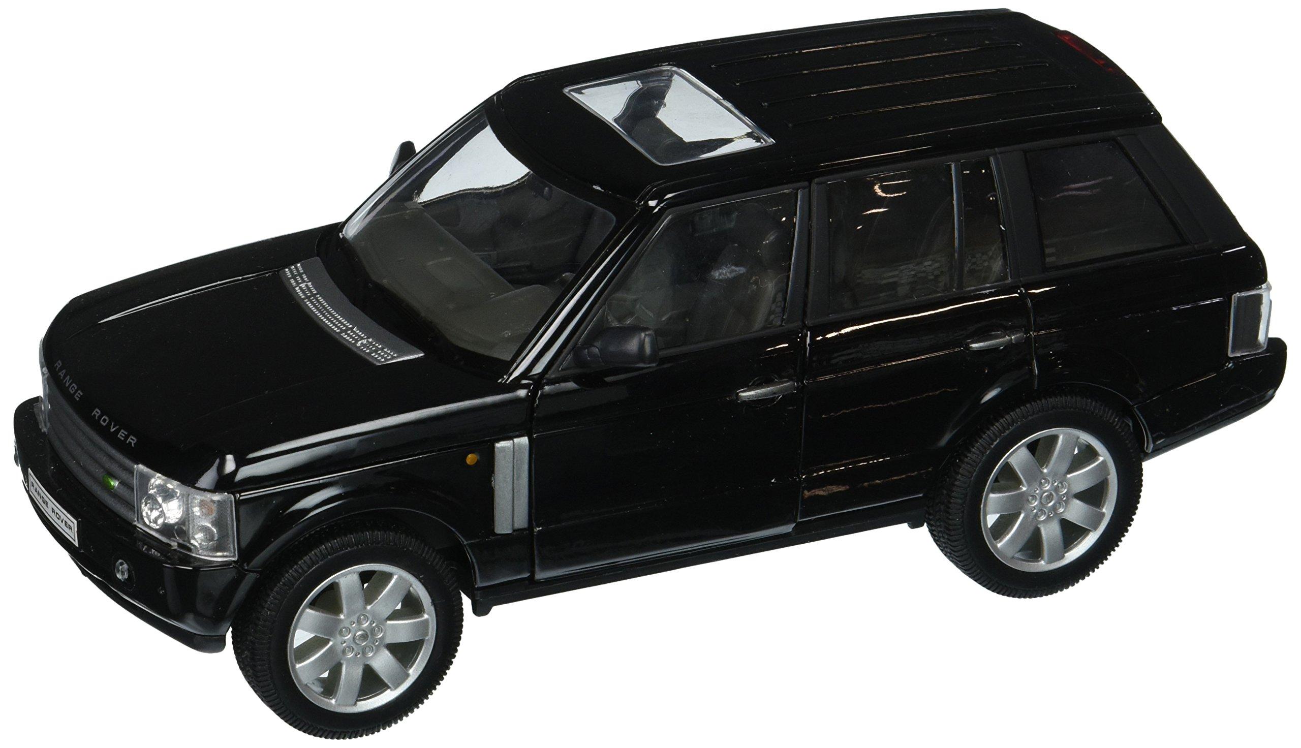 Welly Land Range Rover Standard Diecast Car
