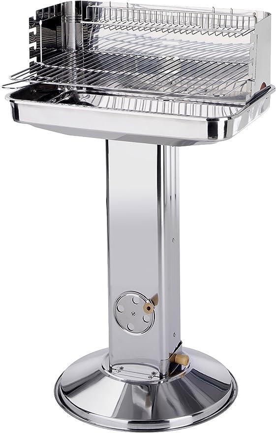 Grille barbecue professionnelle Acier inoxydable 65,5 x 49,5
