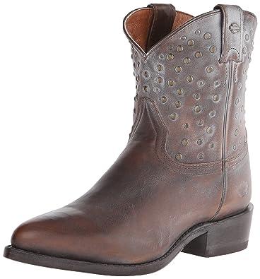 Harley Davidson Womens Brown Boots Kira