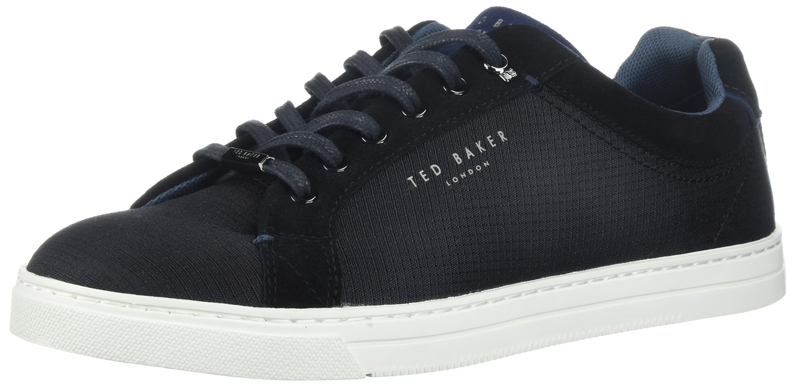 Ted Baker Men's Klemes Sneaker, Black, 14 D(M) US