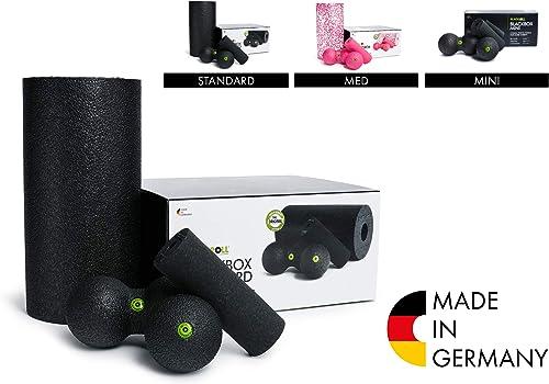 Blackroll Foam Roller BlackBox Set