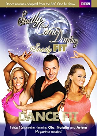 Strictly Come Dancing Strictly Fit Dance Fit Dvd Amazon Co Uk Dvd Blu Ray