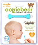 oogiebear - The Safe Baby Nasal Booger and Ear Cleaner - and Registry Essential Snot Removal Tool