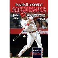 Baseball America 2018 Almanac