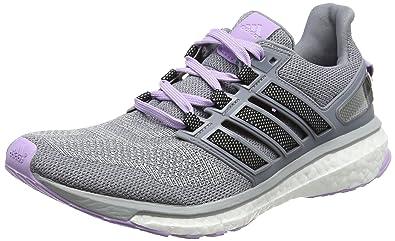 adidas Energy Boost 3, Damen Laufschuhe , Mehrfarbig - Grey ...