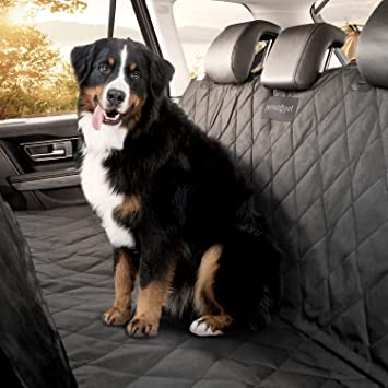 Medium image of perfect pet seat cover   dog and cat car seat cover hammock   waterproof and
