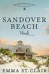 Sandover Beach Week (Sandover Island Sweet Romance Book 2) Kindle Edition