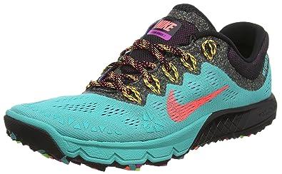 0ffe1397e9d Nike Women s Zoom Terra Kiger 2 Running Shoe Black Size  5  Amazon ...