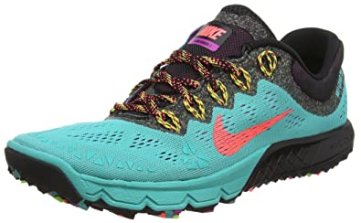 d98f7eb1591 Nike Women s Zoom Terra Kiger 2 Running Shoe Black Size  5  Amazon ...