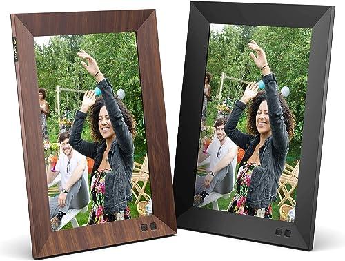 Nixplay Smart Digital Picture Frame Bundle