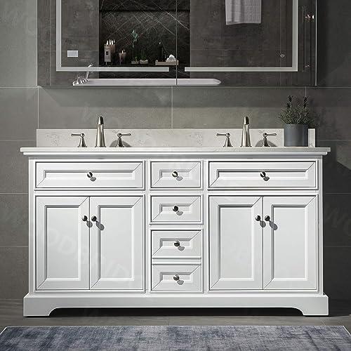 London 60″Bathroom Vanity