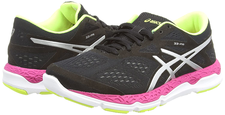Kaufen Synthetik ASICS 33 Fa Damen Laufschuhe Training