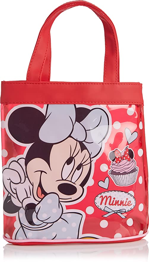 Disney Minnie Mouse Dotty Day out Bolsa de PVC: Amazon.es ...