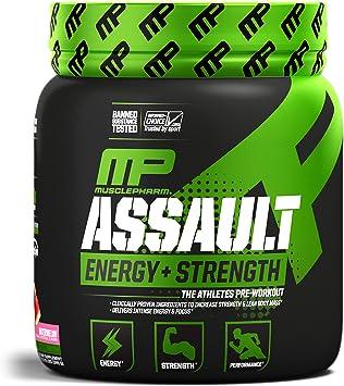 Assault Energy + Strength 30 servings Sandía