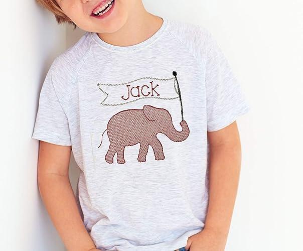d1c1adcbb28 Amazon.com  Personalized Alabama Elephant Tshirt