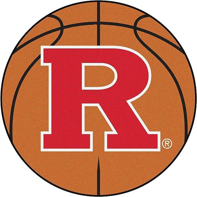 19x30 FANMATS 19646 Rutgers Uniform Starter Rug Team Color