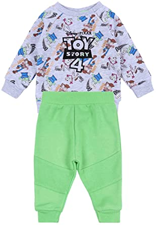 Chándal Gris y Verde Toy Story Disney: Amazon.es: Ropa y accesorios