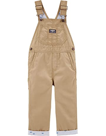 6b504f1725 OshKosh B'Gosh Boys' Toddler World's Best Overalls