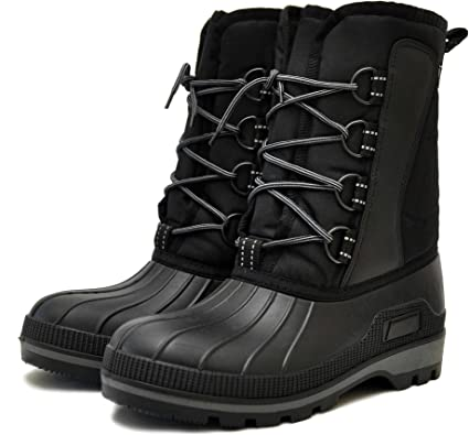extreme cold weather waterproof boots