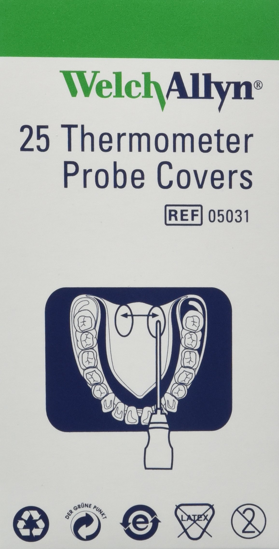 SureTemp Probe Covers for 690 and 692 Thermometers 1,000/Case by SureTemp by SureTemp
