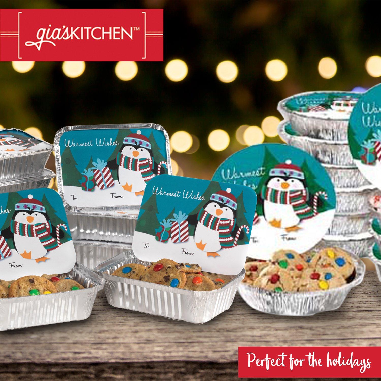 Amazon.com: Gia s Kitchen 12 PC pingüino Juego de ...