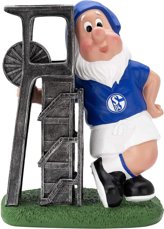Gartenzwerg FC Schalke 04