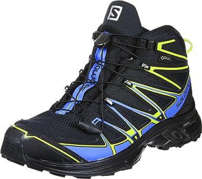 Salomon X-Chase Mid Gore-Tex Women's Trail Laufschuhe - 40 550mt0SbiL
