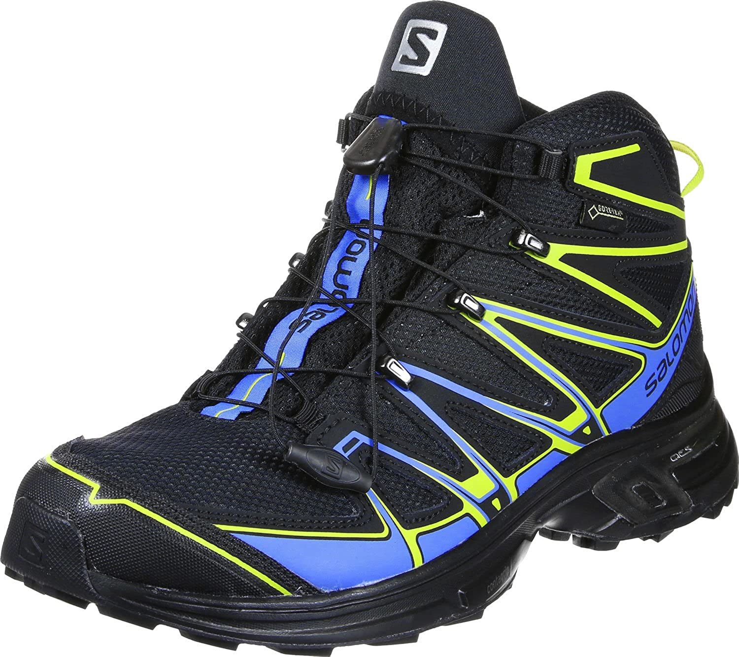 Salomon Boots Mens Trail Running Shoes X Chase Mid Gtx