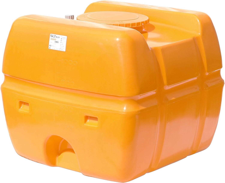 スイコー スーパーローリータンク 1000L (オレンジ) B00USNI6X2