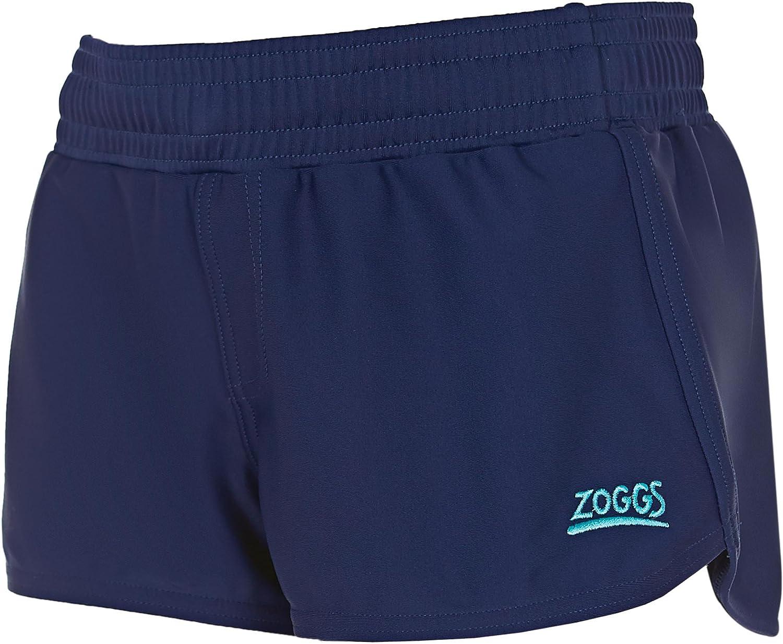 Zoggs Girls' Tribal Mosaic Swim Shorts