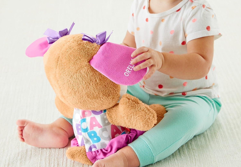 Mattel FPM56 6 meses Fisher-Pirce Perrito Epo primeras palabras juguete beb/é