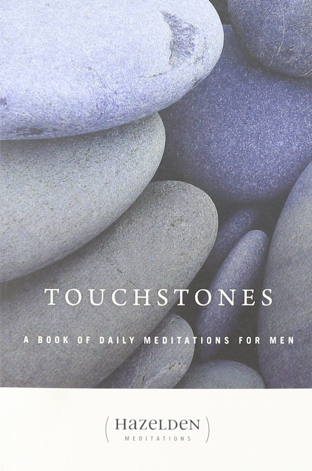 Touchstones Book Daily Meditations Men product image