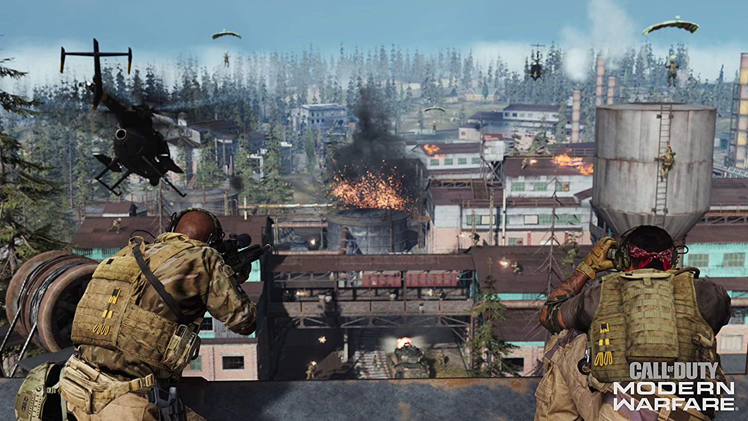 Call Of Duty: Modern Warfare To Get Free Maps, Game Mode Soon