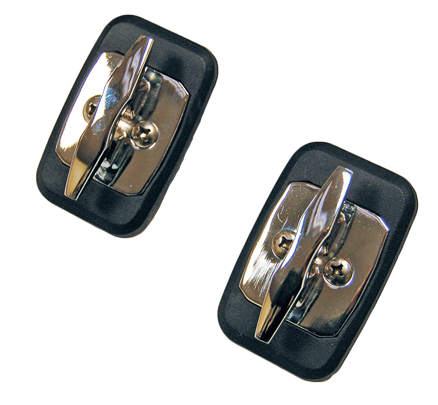 S Line XH8086 2P Bull Cleat Stake Pocket Anchor 2 Pack