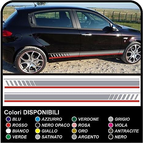 ERREINGE Sticker compatibile per ALFA ROMEO DONT TOUCH MY ALFA DUB JDM TUNING BIANCO Adesivo prespaziato in PVC per Auto Lunotto Finestrino cm 35